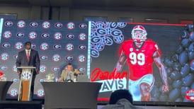 FULL TRANSCRIPT: Jordan Davis at SEC Media Days