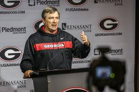Kirby Smart calls on 'Next man up' and Georgia fans, injuries threatening championship quest