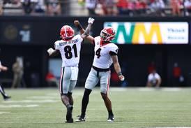 Georgia football instant observations after smashing Vanderbilt