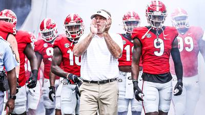 Kirby Smart goes on rant, challenges Georgia fans ahead of Arkansas clash